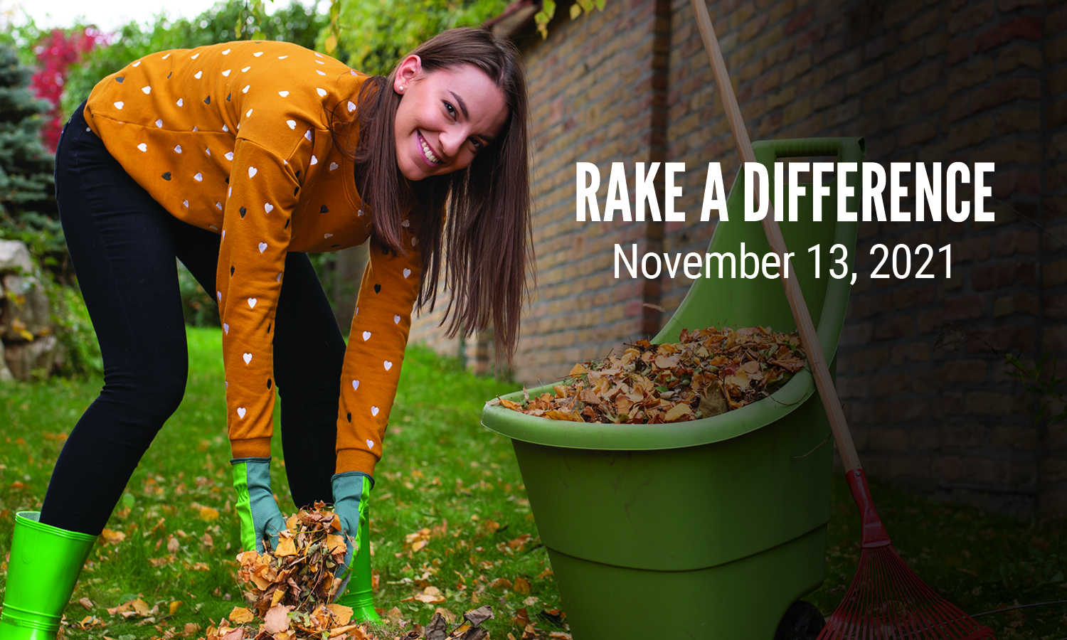 Rake A Difference
